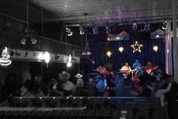 Live at the Cotton Club in Granger, Texas